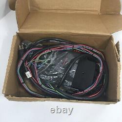 Side Mount Remote Control Box 881170A15 Mercury Console Premium 8 Pin, See Parts