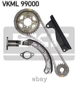 Skf Engine Timing Chain Kit Vkml 99000 G New Oe Replacement