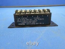 Smiths Aerospace Temperature Control Box with 8130 P/N HYLZ-8882-1 NOS (1120-140)