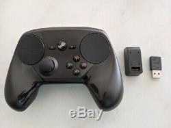 Steam controller all original parts/accessories/box included