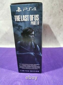 The Last Of Us Part II LIMITED Edition headset + Wireless Controller PS4 new box