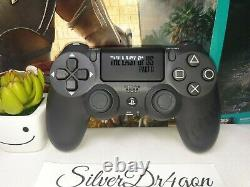The Last Of Us Part II Limited Edition PS4 Controller Boxed