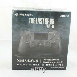 The Last of Us Part 2 Limited Edition PS4 Controller NEW BOX NOT MINT