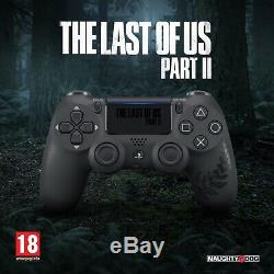 The Last of Us Part 2 PS4 Controller, Brand New Sealed Boxed Limited Edition