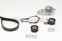 Timing Belt + Pulley Water Pump KIT CONTITECH Fits CITROEN 1.6L V8 V6
