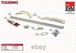 Timing Chain Kit For Mitsubishi Pajero Shogun 3.2 DID TCK40WO 4M41
