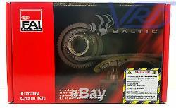 Timing Chain Kit For Nissan Almera Primera X-Trail 2.2 DI DCI TCK41 YD22DDT