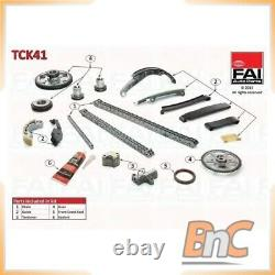 Timing Chain Kit For Nissan Fai Autoparts Oem 13028ad212 Tck41 Heavy Duty