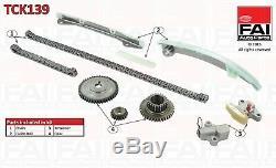 Timing Chain Kit For Nissan Qashqai +2 Tiida X-trail 1.8 & 2.0 16V MR18DE MR20DE