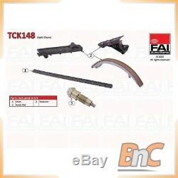 Timing Chain Kit Mercedes-benz Fai Autoparts Oem 39974294 Tck148 Heavy Duty