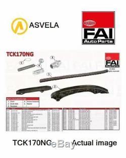 Timing Chain Kit for BMW 3, E36, M50 B20, M52 B20, M50 B25 FAI AutoParts TCK170NG