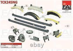 Timing Chain Kit for Saab 9-5 2.8 Turbo V6 XWD 24V A28NER A 28 NER