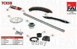Timing Chain Kit for Vauxhall Vivaro 2.0 CDTI 16V M9R 780 M9R 782