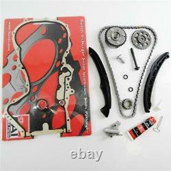 Timing Chain Set VW Seat 1,4l TSI 16V With Camshaft Adjuster Gasket Chain