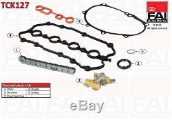 Timing chain kit for VW GOLF V VI JETTA III PASSAT SCIROCCO 2.0 GTI 2.0 R 16V