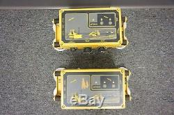Topcon MC 2.5 9901 Machine Control Box Mag Box GPS GNSS 3DMC2 For Parts