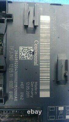 Türsteuergerät Tür Steuergerät Porsche Cayenne 958 7PP959795AA door module