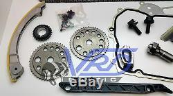 Vauxhall Astra Speedster Vectra Zafira 2.2 16V Timing Chain Kit TCK2 Z22SE
