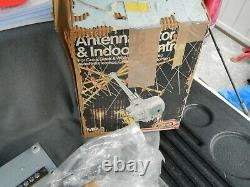 Vintage Gemini MR 2 Antenna Rotator & Controller In Box Parts Estate Find