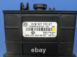 Volkswagen Genuine Electric Control Unit 01m927733kt 01m 927 733 Kt 5dg00792339
