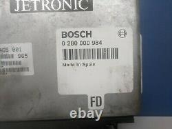 Volvo Genuine Electric Control Unit Ecu 0 280 000 984 0280000984 Oem Original Ok