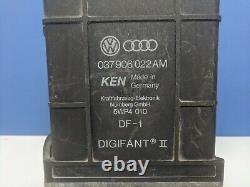 Vw Audi Genuine Electric Control Unit Ecu 037 906 022 Am 037906022am 5wp4010 Oem