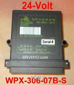 Webasto Controller box for DBW 2010 and similar 24-volt Part# 30607B NEW