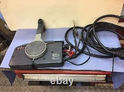 Yamaha 703 Push Control Box With Power Trim