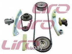 Ziggi Engine Timing Chain Kit Tkni408401g L New Oe Replacement